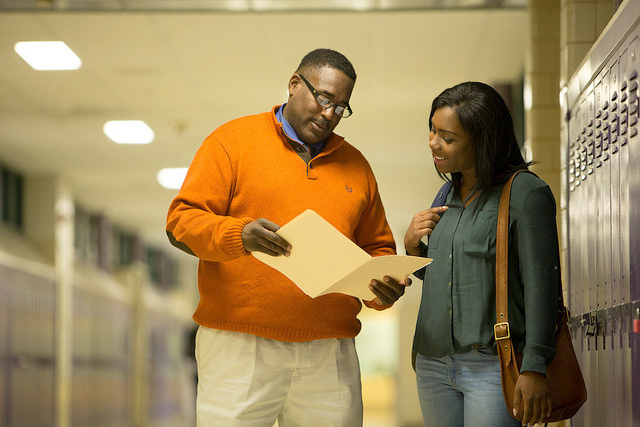 Mentoring contributes to student success in school and in preparation for the world of work.