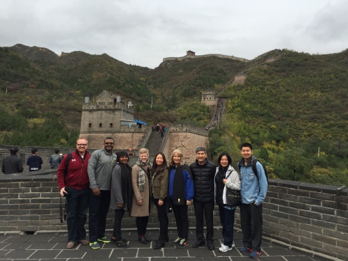 USA Funds' Lorenzo Esters joins AASCU delegation to explore higher education in China.