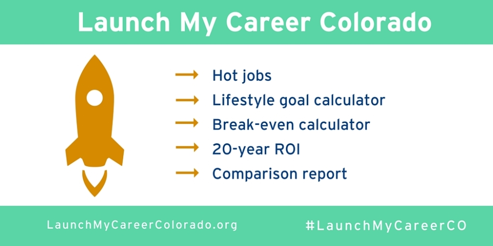Launch My Career Colorado