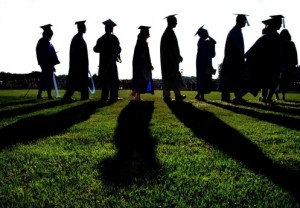 New college graduates are taking longer to launch into jobs and careers today than in the past.