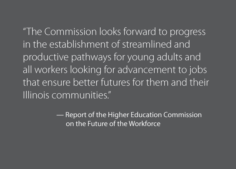 Report of the Higher Education Commission on the Future of the Workforce