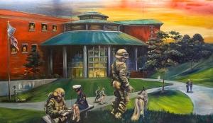 UMSL Veterans Mural